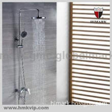 chrome plated shower faucet (1301300)