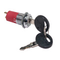 UL Certifiedated 16MM Electric Key Switches