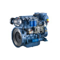 Fishing boat 600hp inboard marine diesel engine with gearbox for sale from china supplier