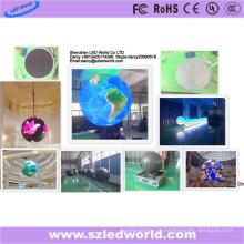 Tela de exposição profissional da bola do diodo emissor de luz do fornecedor