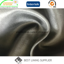 100% Acetate Twill Suit Lining Fabric Supplier