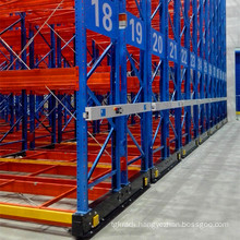 Heavy Duty Pallet Racking on Moving