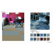 PP Office Carpet Tiles with PVC Backing