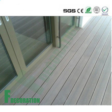 Piso de decking impermeable de Eco WPC de la fábrica al por mayor de China