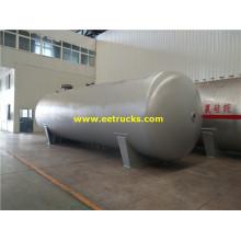 80000 Litres 35T Bulk Propylene Bullet Tanks