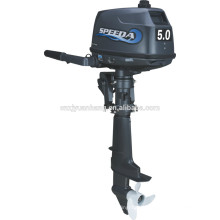 Hot selling 2-stroke 5HP Marine Boat engine Outboard of SPEEDA