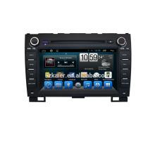 """8 """"carro dvd player, fábrica diretamente! Quad core, GPS, rádio, bluetooth para Great wall h5"""