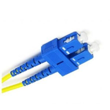 Sc/Upc-Sc/Upc Simplex Sm Fiber Optic Patch Cord