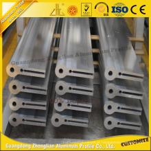 Perfil de Extrusão de Alumínio Anandado 6063t5 para Construsão