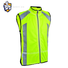 Moto Accessories Motorcycle Vest Motorbike jackets Protective Jogging Cycling Working