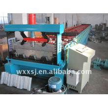 structure métallique plancher panneau/feuille roll machines de formage