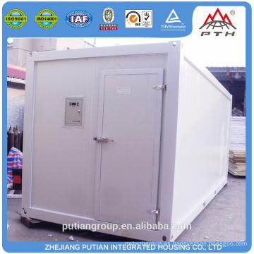 Montaje rápido de la sala de almacenamiento en frío de bajo costo para la venta