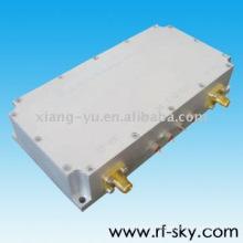 Module d'alimentation d'amplificateur de Vhf de 1-30MHz usinant le châssis d'amplificateur de puissance