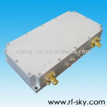 1-30MHz Vhf Amplifier power module machining power amplifier chassis