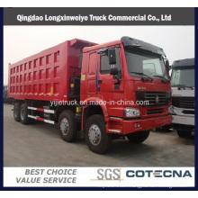 Sinotruk HOWO 8X4 Heavy Mining Dump/Tipper Truck