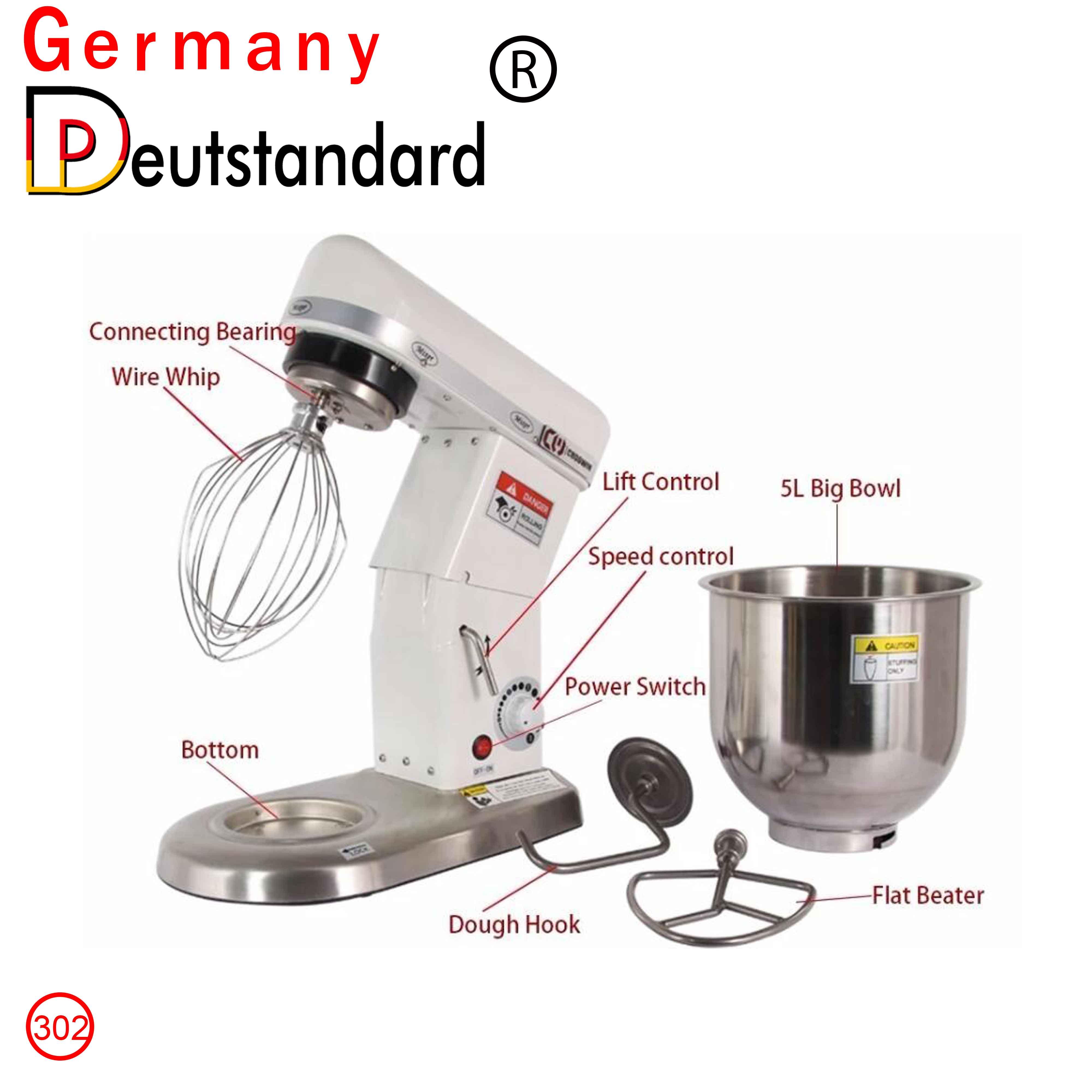 Automatic mixer machine