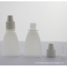 Plastic Material PE Bottle for Trial Sales