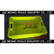 Injection Plastic Fish Crate Mold Manufacturer