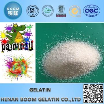 Meilleure qualité de gélatine industrielle pour paintball