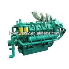 EUA Googol V8 Cilindros Industrial Diesel Engine