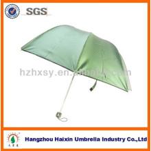 Kuppel Form Regen- und Sonnenschirm für Werbung