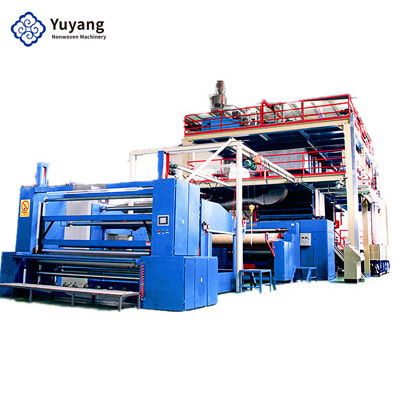 Sms Nonwoven Face Mask Making Machine