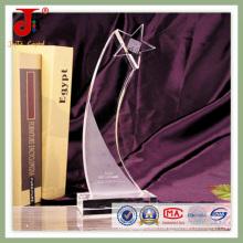 Sandblest Logo Glass Crystal Iceberg para regalos de recuerdo (JD-CT-326)