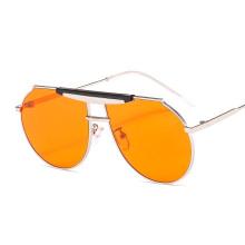 pilot sun glasses 2020 new arrivals vintage fashion custom designer luxury shades metal sunglasses women men 75868