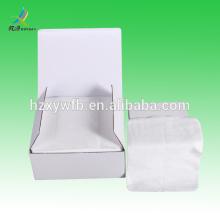 Tampon en coton pour les soins du visage