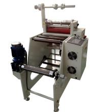 Placa de níquel / Pet / PE Isolamento / Máquina de corte de tecido condutor