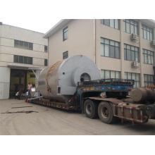 Máquina de secagem vertical por pulverização de instalação para pó instantâneo de alimentos para sucos
