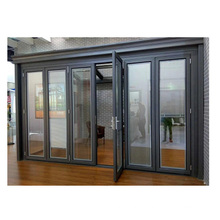 Heavy duty residential high quality exterior front house 12mm tempered glass door prices
