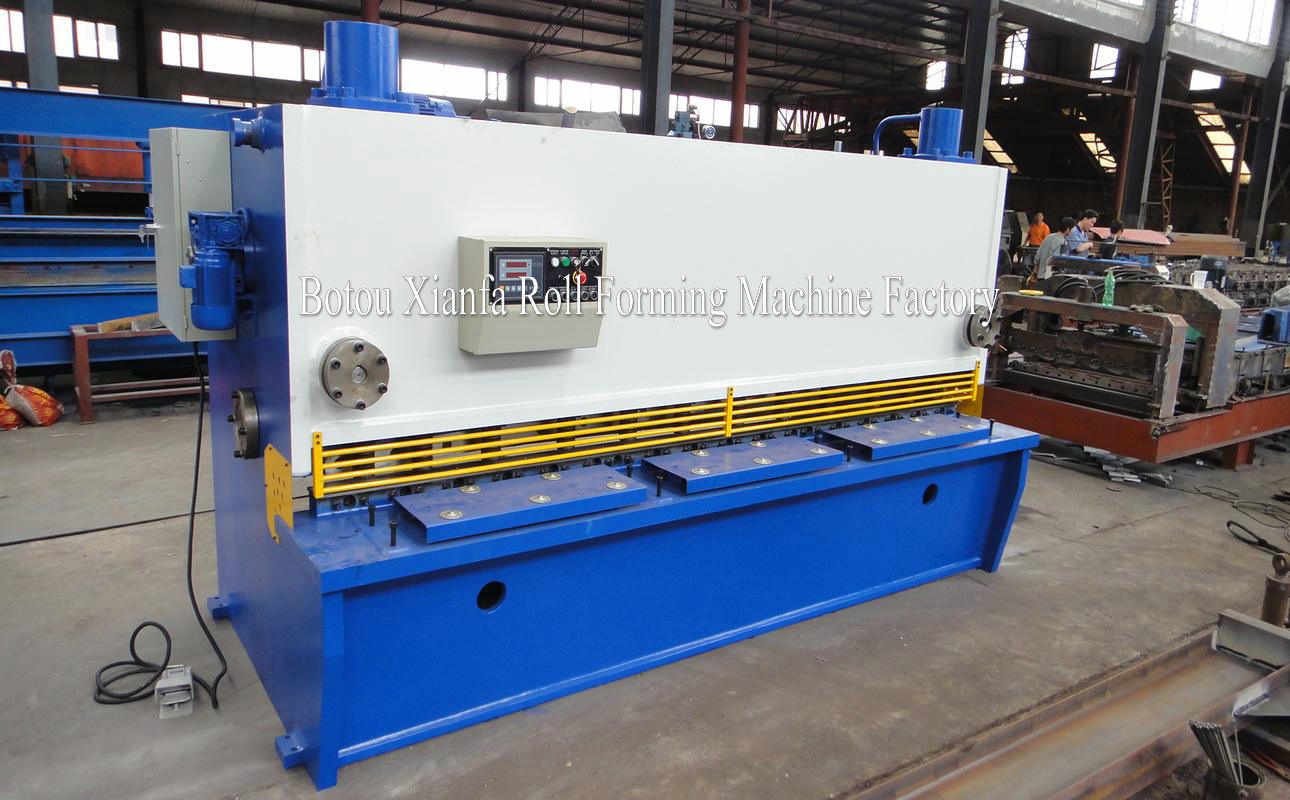 bending shearing machine
