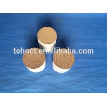 alumina honeycomb substrate