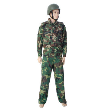Militaire Bullet Proof Vest DC2-4