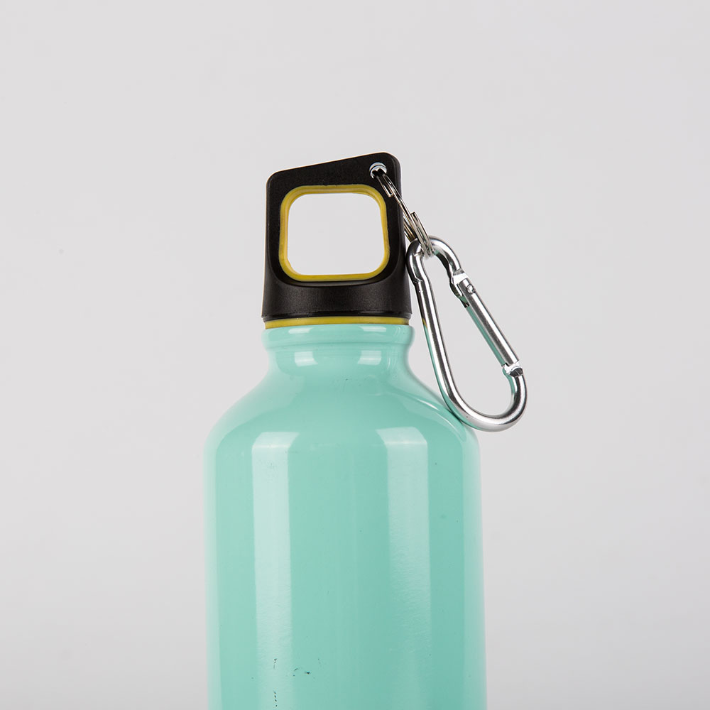 Aluminium Europe Meal Drink Bottle with Bike Design