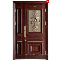 2015 New Steel Door KKD-910B For Mother&Son Door Leaf Design From China Top Brand KKD