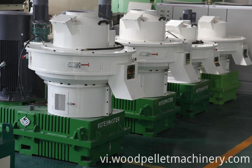 Biomass Pellet Machines