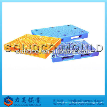 Plastic pallet mould
