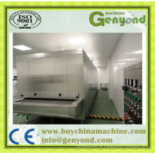 Hot Sell Stainless Steel IQF Tunnel Freezer