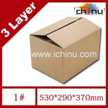 Caja de papel del envío del OEM / caja de papel postal (1281)