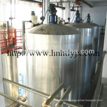 The Most Advanced Fish Oil Fractionation Machine