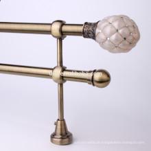 Metall-Doppel-Vorhang-Rohr