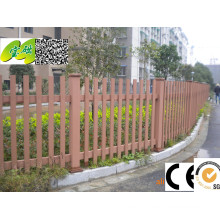 Eco-Friendly Wood Plastic Composite Fencing