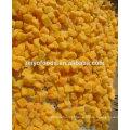 Congelado pêssego amarelo dados 15 * 15mm