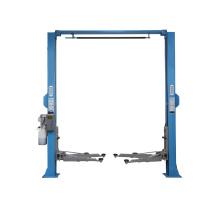 4 ton car lifting electrolytic lock gantry lifting machine Clear- floor Two Post Lift