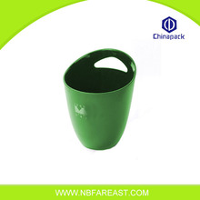 Newest colourful high quality metal ice bucket