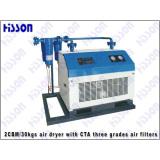 2cbm/3.0mpa Air Dryer With Cta Three Grades Air Filters
