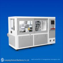 (KN-12 / 22M) Machine de fabrication / fabrication de tasses en papier haute vitesse