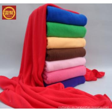 nueva toalla de baño 100% de microfibra, toalla de mano de hotel